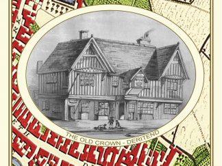Thomas Hanson Town Plan Birmingham 1778
